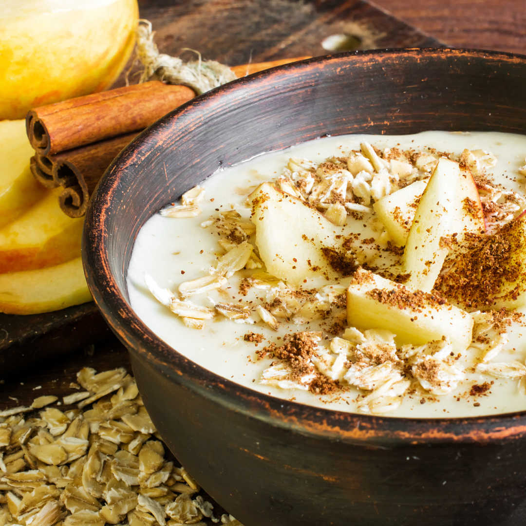Nutricion-deportiva-recetas-IND-Porridge-de-mazana-al-micro