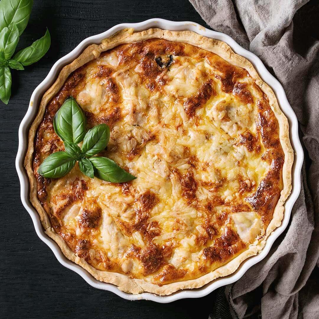 Quiche-de-harina-de-avena-pavo-huevo-queso-cottage-y-queso-batido-recetas-IND