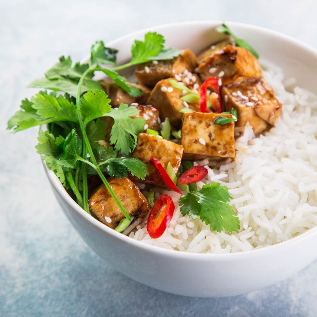 Recipes with tofu | 8 different ways to cook it